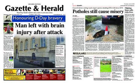 Gazette & Herald – June 06, 2019