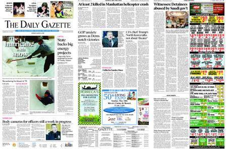 The Daily Gazette – March 12, 2018
