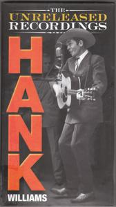 Hank Williams - The Unreleased Recordings (2008) {3CD Set Time Life-Warner 80031-D rec 1951}