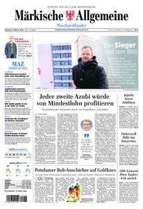 Märkische Allgemeine Westhavelländer - 19. Februar 2018