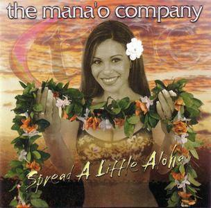 The Mana'o Company - Spread A Little Aloha (2001) {A Guava Ding Thing} **[RE-UP]**