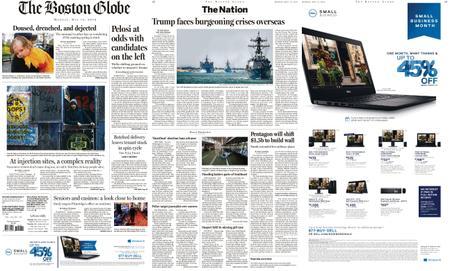 The Boston Globe – May 13, 2019