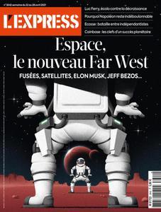 L'Express - 22 avril 2021