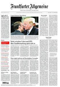 Frankfurter Allgemeine Zeitung F.A.Z. - 25. April 2018
