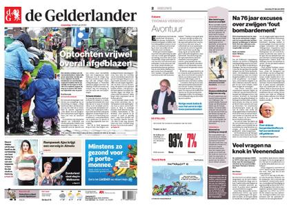 De Gelderlander - Arnhem – 24 februari 2020