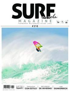 Surf a Vela - abril 2018