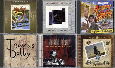 Thomas Dolby - Studio Albums Collection 1982-2011 (6CD) Non-Remastered Releases [Re-Up]