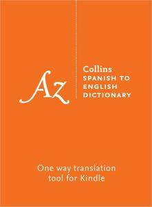 Collins Spanish to English Dictionary