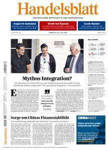 Handelsblatt - 24. Juli 2018