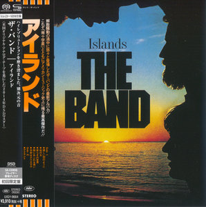The Band - Islands (1977) [Japanese Limited SHM-SACD 2014] PS3 ISO + Hi-Res FLAC