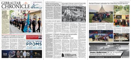 Gibraltar Chronicle – 24 April 2019