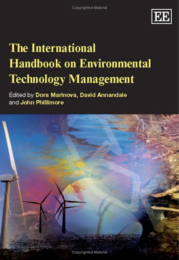 The International Handbook on Environmental Technology Management (repost)