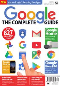Google Complete Manual – October 2019