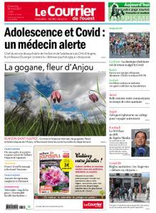 Le Courrier de l'Ouest Angers – 28 mars 2021