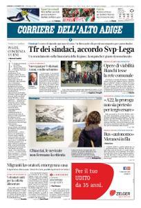 Corriere dell'Alto Adige – 01 dicembre 2019
