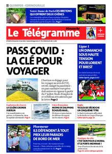 Le Télégramme Ouest Cornouaille – 23 mai 2021