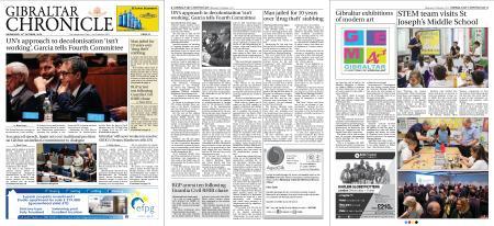 Gibraltar Chronicle – 10 October 2018