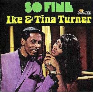 Ike & Tina Turner - So Fine (2003) {Acrobat} **[RE-UP]**