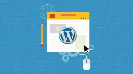 1 Hour Wordpress – Create a Beautiful Website or Blog