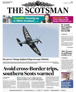 The Scotsman - 18 September 2020