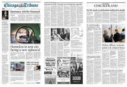 Chicago Tribune – September 16, 2017