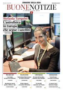 Corriere della Sera Buone Notizie – 08 gennaio 2019