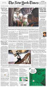 The New York Times  December 23 2017