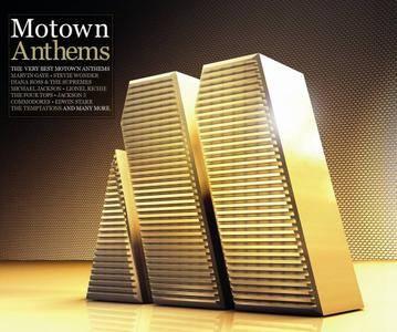 V.A. - Motown Anthems (4CD Box Set, 2012)