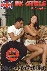 Sex Amateurs UK Adult Photo Magazine - August 2020