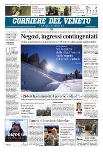 Corriere del Veneto Venezia e Mestre – 25 novembre 2020