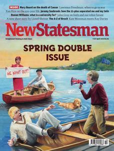 New Statesman - 7- 20 April 2017