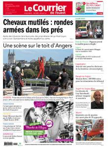 Le Courrier de l'Ouest Angers – 20 septembre 2020