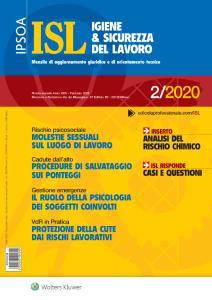 Igiene & Sicurezza del Lavoro - Febbraio 2020