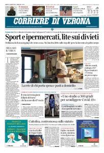 Corriere di Verona – 21 marzo 2020