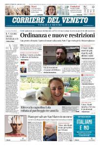 Corriere del Veneto Venezia e Mestre – 23 ottobre 2020