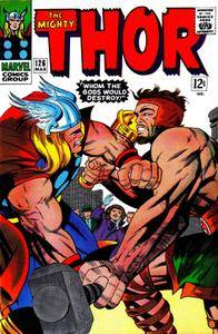 The Mighty Thor v1 126 1966