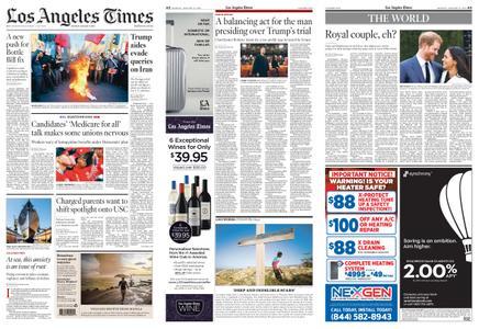 Los Angeles Times – January 13, 2020