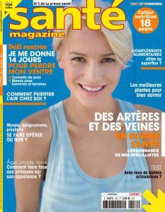 Santé Magazine - Octobre 2021