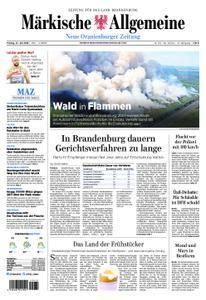 Neue Oranienburger Zeitung - 27. Juli 2018