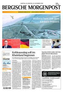 Solinger Morgenpost – 24. November 2018