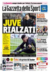 La Gazzetta dello Sport Sicilia – 21 febbraio 2019
