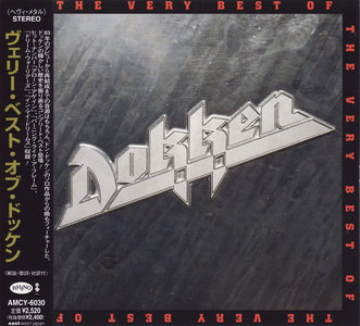 Dokken - The Very Best Of Dokken (1999) [EastWest Japan, AMCY-6030]