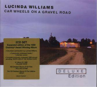 Lucinda Williams - Car Wheels On A Gravel Road (1998) {2CD 2006 Deluxe Edition}