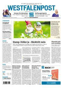 Westfalenpost Wetter - 17. August 2018