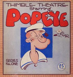 Thimble Theatre Starring Popeye 001 1931 Sonnet c2c Jones