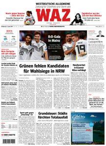 WAZ Westdeutsche Allgemeine Zeitung Oberhausen-Sterkrade - 12. Juni 2019