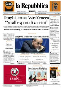 la Repubblica - 5 Marzo 2021