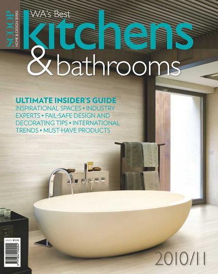 WA's Best Kitchens & Bathrooms 2010/2011 Yearbook