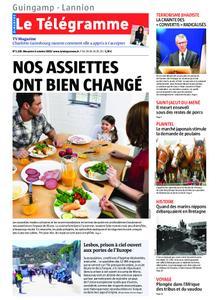 Le Télégramme Guingamp – 06 octobre 2019