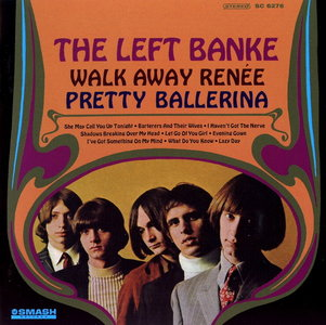 The Left Banke - Walk Away Renee/Pretty Ballerina (1967) [Remastered 2011]